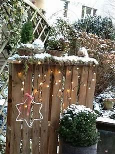 Garten Im Winter Dekorieren - weihnachtsdeko im garten weihnachtsdeko im garten