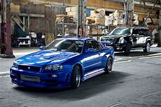 2002 nissan skyline gt r r34 the fast and the furious