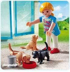 Playmobil Ausmalbilder Hunde Playmobil Set 4687 With Puppies Klickypedia