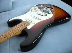 Fender Stratocaster Floyd 92 Usa By เศก สำรวม Flv