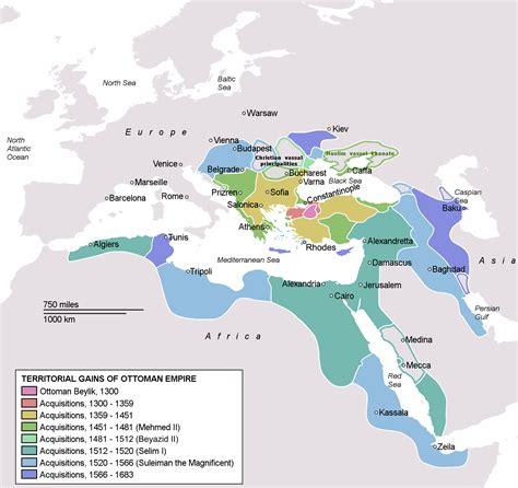 Ottoman Empire Allies