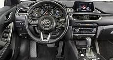 Mazda 6 Innenraum - stylish frugal 2017 mazda6 sedan consumer reports