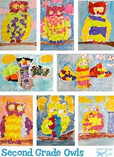17 best images about second grade art lessons on pinterest pantone color collage and snow angels