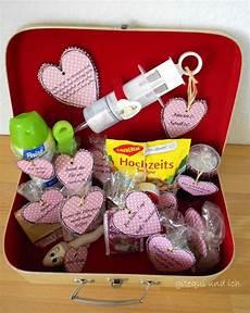 Hochzeitsgeschenk Ehe Notfall Koffer Cool Geschenker