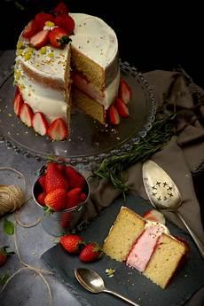 ingles strawberry cake pin en recetas inc