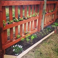 Gartenzaun Selber Bauen Holz - gartenzaun selber bauen aus paletten ausgefallene diy