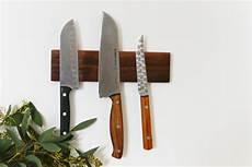 Magnet Kitchen Hacks by Diy Magnetic Knife Holder