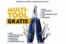nivea gratis multitool mit 12 werkzeugen sichern