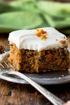 pineapple carrot cake with cream cheese frosting sally s