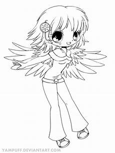 coloring pages chibi 14923 chibi lineart by yuff on deviantart line digi images