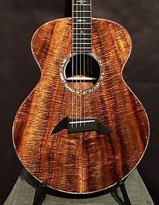 breedlove acoustic guitar breedlove king koa acoustic guitar reverb