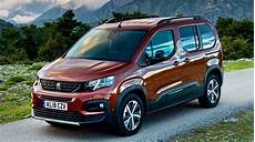 Drive Co Uk Reviewed The All New Rifter Mpv From Peugeot