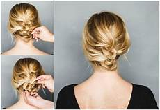 Casual Updos For Medium Length Hair 12 Great Styling