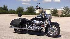 Used 2004 Harley Davidson Road King Custom Motorcycle For