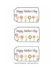 free printable mothers day tags 20615 s day flowers gift tag