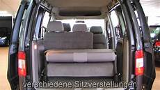 Volkswagen Caddy 1 6 16v Ahk Klima 7 Sitze Offroad