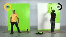 pistolet peinture plafond comparasion peindre au rouleau 224 la brosse ou au