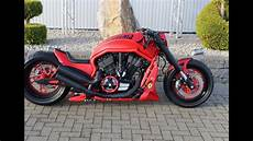 harley davidson v rod germany no limit custom manufactur