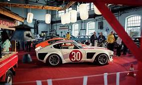 Datsun 260z Race Car Build With Nissan 350Z Engine