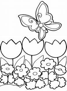 Ausmalbild Schmetterling Wiese N De 56 Ausmalbilder Schmetterlinge