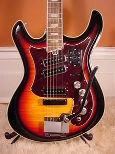 vintage silvertone electric guitars 1960 s silvertone mosrite guitar back catalog memories myrareguitars
