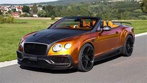 2017 Bentley Continental GT Review Rendered Price Specs