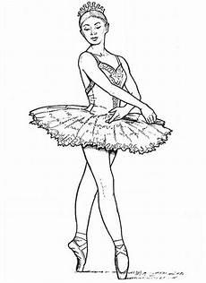 Ballerina Malvorlagen Ballerina 11 Ausmalbilder Kostenlos