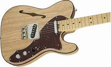 Fender American Elite Telecaster 174 Thinline Maple