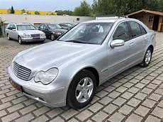 mercedes c 180 limousine in silber als gebrauchtwagen