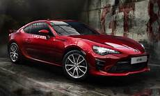 2017 Toyota Gt86 Updated Inside And Out For Europe Gains