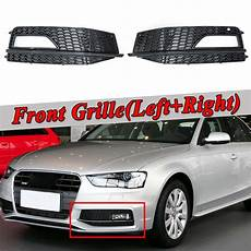 aliexpress com buy 1pair car front bumper facelift fog light l cover front racing grille