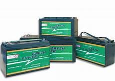 batterie green power agm 100ah 80egreen100 accessoires