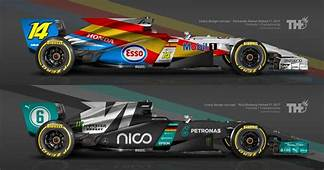 If F1 Helmet Designs Were Liveries The 2016 Grid Would