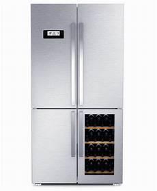 side by side kühlschrank billig side by side k 252 hlschrank grundig mit weink 252 hler und