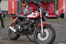 Modifikasi Honda Cb by Honda Tiger Modifikasi Cb Thecitycyclist