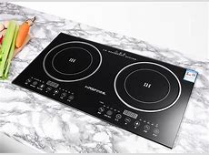Best Two Burner Induction Cooktop Review   Yum Of China