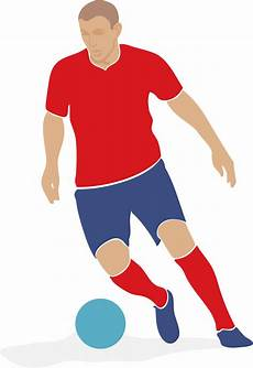 Clipart Soccer Player soccer player template clipart best