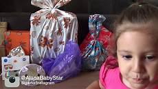 alana baby baby alana abrindo os presentes de anivers 225 de 3 anos