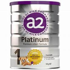 Buy A2 Platinum Premium Starter From Birth Stage 1 Formula
