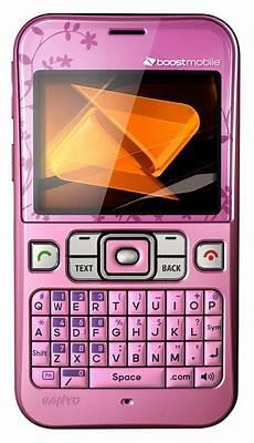 sanyo mobile phone sanyo juno prepaid phone blue boost mobile big nano