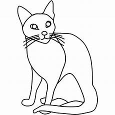 Malvorlagen Katzen Quiz Kostenlose Malvorlage Katzen Ausmalbild Katze Zum Ausmalen
