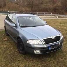 Skoda Octavia 2 0 Kombi Diesel 140 Ps Bj Tolle