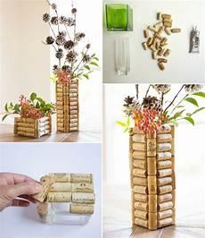 basteln mit korken 30 kreative recycling ideen f 252 r den - Basteln Mit Korken Anleitung