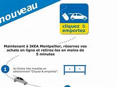 ikea montpellier inaugure le service drive quot click and
