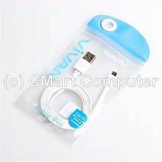 Vivan Cable Cm100 jual vivan kabel micro usb data charge 1 meter cable