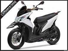 Honda Beat Modif by Konsep Modifikasi Honda Beat Fi Matic Motard D