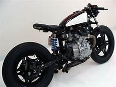 Build Cafe Racer Honda Cx