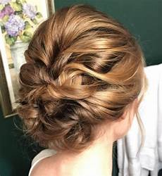 25 chic braided updos for medium length hair hairstyles