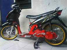 Modifikasi Motor Mio Sporty Simple by Modifikasi Yamaha Mio Quot Simple Quot Sarboah