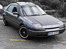 1990 Mazda 323 F Iv Bg Pictures Information And Specs
